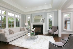 Markham Custom Home Living by Weston Pro Painting